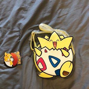 Danielle Nicole Bags - Togepi Pokemon purse by Danielle Nicole